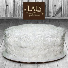Coconut Cake From Lals