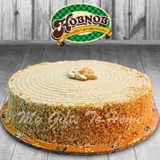 Coffee Bombay Cake From Hobnob