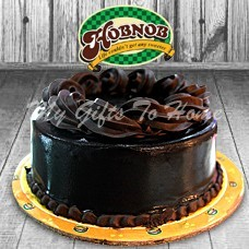 Death By Chocolate Cake From Hobnob