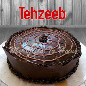Death by Chocolate Cake From Tehzeeb Bakery