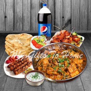 Desi Dinner Set