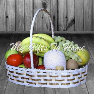 Elegance Fruit Basket