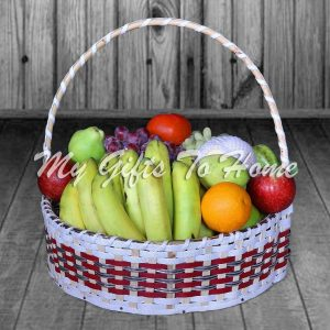 Exclusive Fruit Basket
