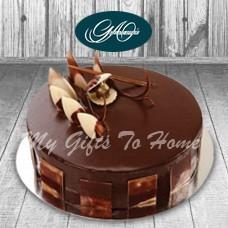 Extra Chocolate Cake From Gelato Affair