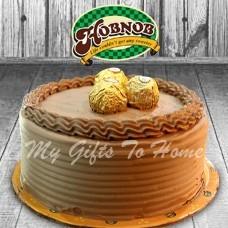 Ferrero Rocher Cake From Hobnob