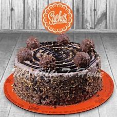Ferrero Rocher Cake From Sachas