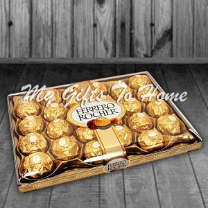 Ferrero Rocher Chocolate 24 Pcs