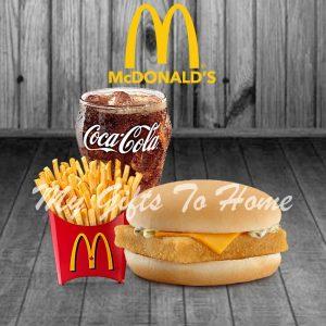 Filet-O-Fish From McDonald's