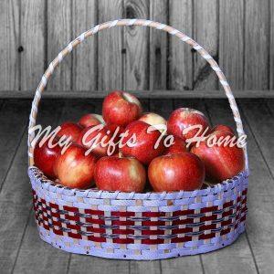 Fresh Apple Basket