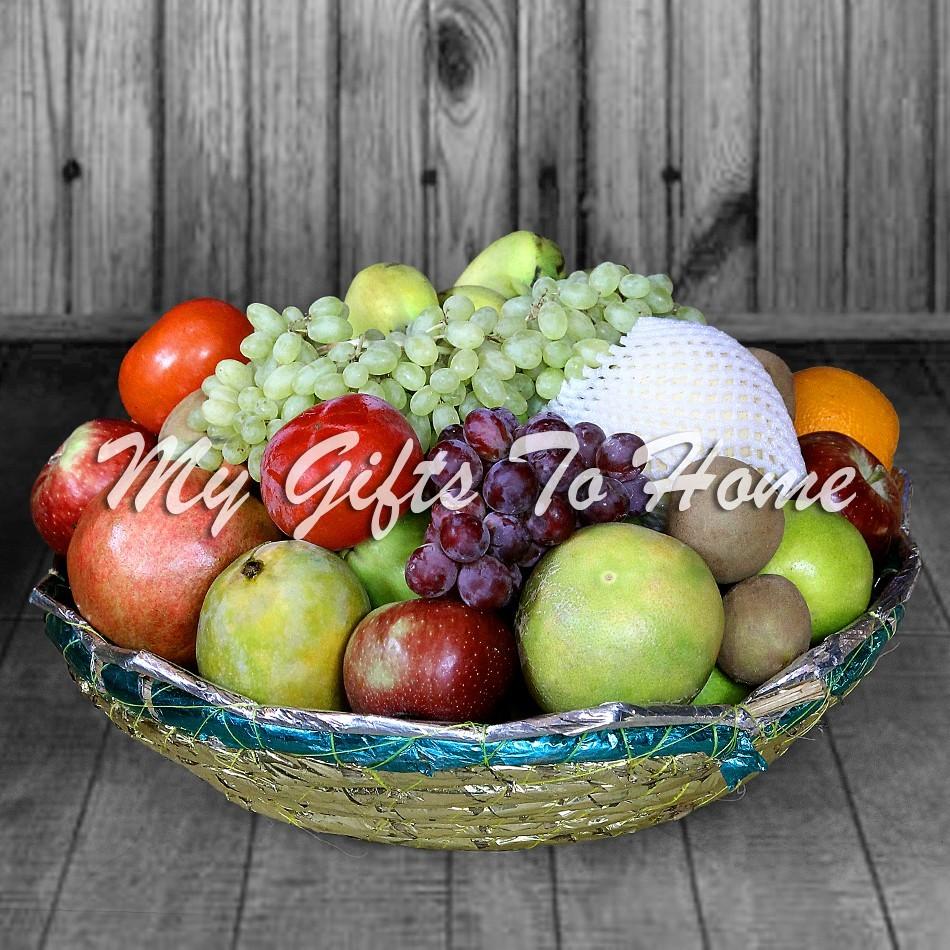 Fresh Fruit Basket Large