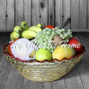 Fresh Fruit Basket Small