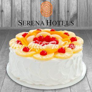 Fruit Cocktail Cake Form Sarena Hotel