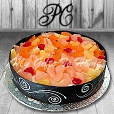 Fruit Gateau Cake From PC Hotel
