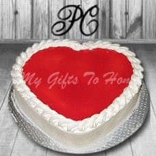 Heart Shape Cake From PC Hotel