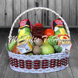 Honey Juicy Fruit Basket