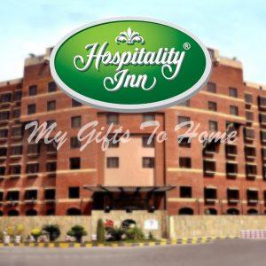 Hospitality Inn Hotel Dinner Arrangement