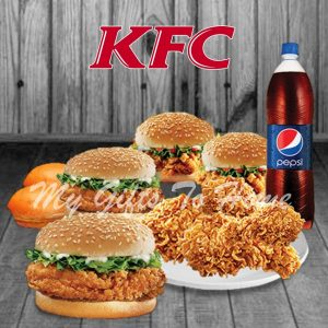 KFC Family Festival Meal