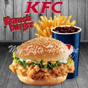 KFC Krunch Meal 2