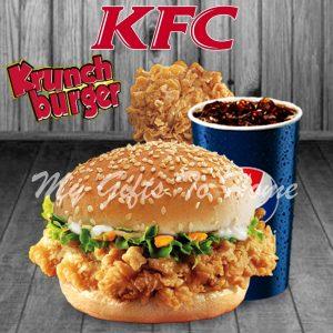 KFC Krunch Meal
