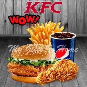 KFC Wow Meal