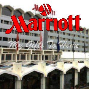 Marriott Hotel Dinner Arrangement