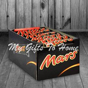Mars Chocolate Box