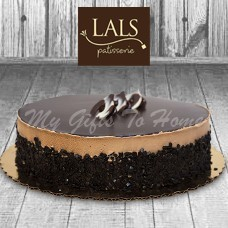 Milk Chocolate Cake From Lals