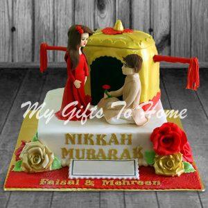 Nikkah Cake