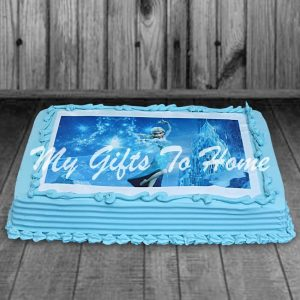 Personalized Picture Cake