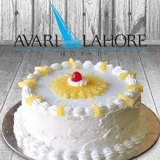 Pineapple Cake From Avari Hotel