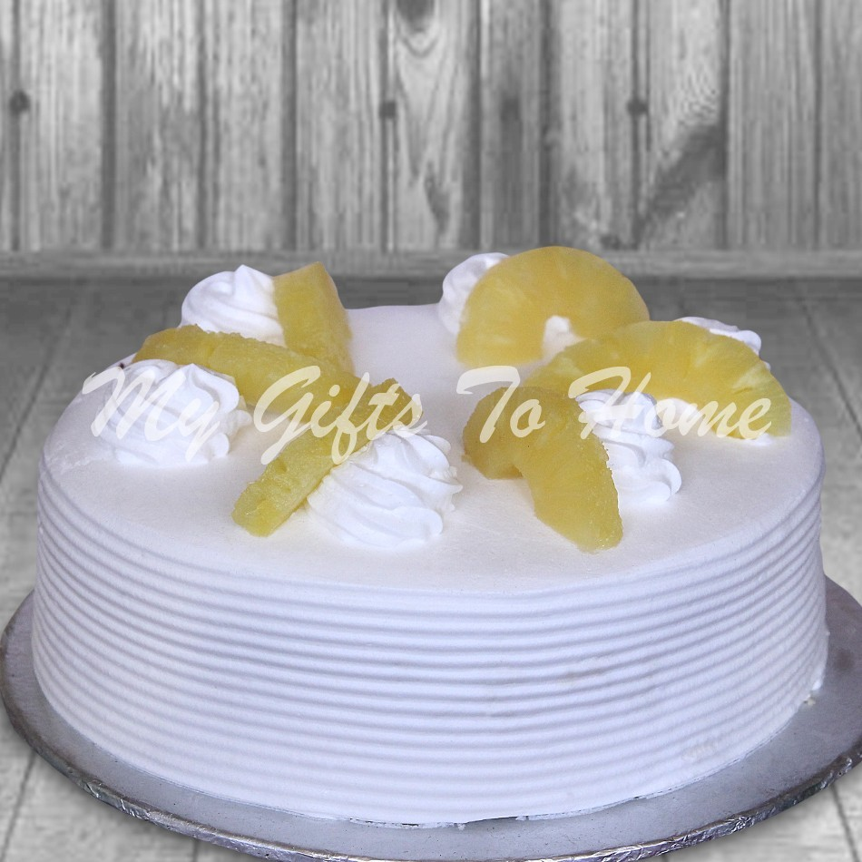 Pineapple Cake From Famous Bakery