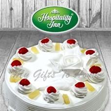 Pineapple Cake From Hospitality Inn