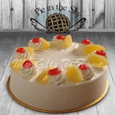 Pineapple Cake From Pie In The Sky