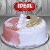 Pineapple Strawberry Cake From Ideal Bakery