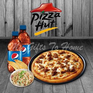 Pizza Meal 1 From Pizza Hut