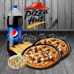 Pizza Meal 2 From Pizza Hut