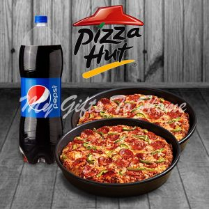 Pizza Meal 4 From Pizza Hut