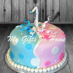 Polka Cake