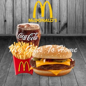 Quarter Pounder With Cheese From Mcdonald's