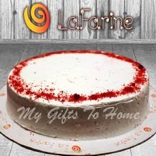 Red Velvet Cake From La Farine