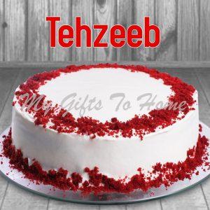 Red Velvet Cake From Tehzeeb Bakery