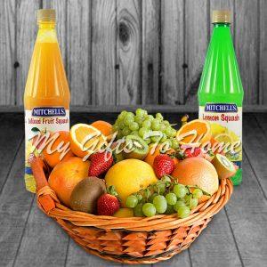 Squash Fruit Basket