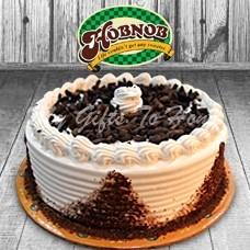 Vanilla Black Forest Cake From Hobnob