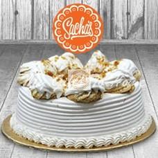 Vanilla Cake From Sachas
