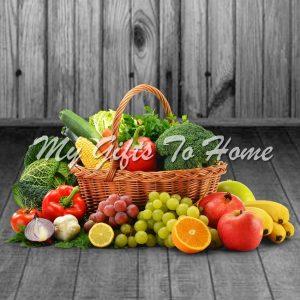 Vege and Fruit Basket