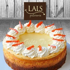 Ye Amazing Carrot Cake From Lals