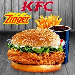 Zinger Combo Deal
