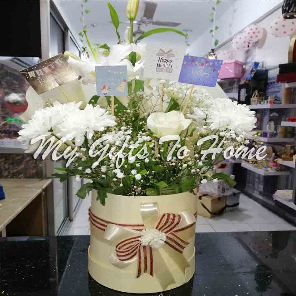Executive Flower Bucket