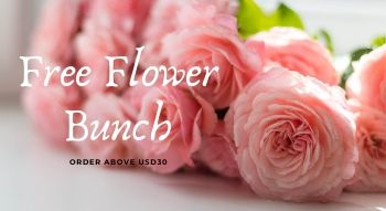 free flower bunch